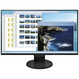 EIZO エイゾー LEDバックライト搭載液晶モニター FlexScan ブラック EV2451-RBK [23.8型 /ワイド /フルHD(1920×1080)][23.8インチ液晶ディスプレイ EV2451RBK]