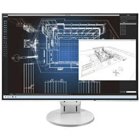 EIZO エイゾー LEDバックライト搭載液晶モニター FlexScan ホワイト EV2456-RWT [ワイド /WUXGA(1920×1200)][24.1インチ EV2456RWT]