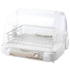 コイズミ KOIZUMI 食器乾燥機 ホワイト KDE-6000/W [6人用][コンパクト KDE6000W]