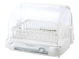 コイズミ KOIZUMI 食器乾燥機 ホワイト KDE-5000/W [6人用][コンパクト KDE5000W]