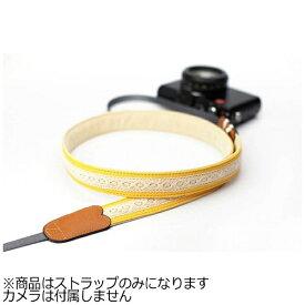 mi81 エムアイ81 デジタル一眼カメラ用ネックストラップ MN11YL イエローフラワー