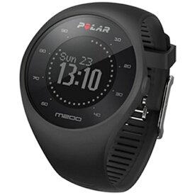 POLAR ポラール 90061200 GPS内蔵スポーツウォッチ M200 ブラック
