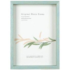 A.P.J. ART PRINT JAPAN アートプリントジャパン アートボックスフレーム(高さ:35mm) A4 (パステルブルー)
