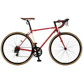 オオトモ OTOMO 700×25C型 ロードバイク CANOVER ORPHEUS(レッド/490サイズ《適応身長:160cm以上》) CAR-013【組立商品につき返品不可】 【代金引換配送不可】
