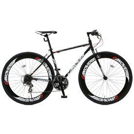 オオトモ OTOMO 700×28C型 クロスバイク CANOVER NYMPH(ブラック/450サイズ《適応身長:155cm以上》) CAC-025【組立商品につき返品不可】 【代金引換配送不可】
