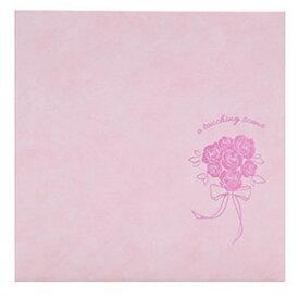 チクマ Chikuma フォトマウントましかく バラ ピンク