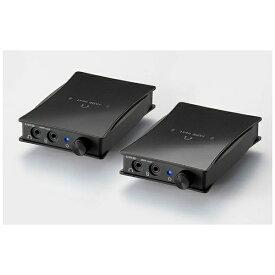 ORB オーブ ポータブルヘッドホンアンプ 2セット JADE next Ultimate bi power MMCX-Unbalanced (Black) JNUBIPMMCXUB 【受発注・受注生産商品】[JNUBIPMMCXUBB]