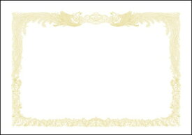 ササガワ SASAGAWA 厚口OA賞状用紙 A3判縦書用 白 10-1280