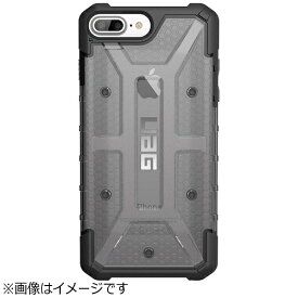 UAG URBAN ARMOR GEAR iPhone 7 Plus用 Plasma Case クリアグレー URBAN ARMOR GEAR UAG-RIPH7PLS-ASH