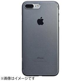 パワーサポート POWER SUPPORT iPhone 7 Plus用 エアージャケットセット クリアブラック PBK-73
