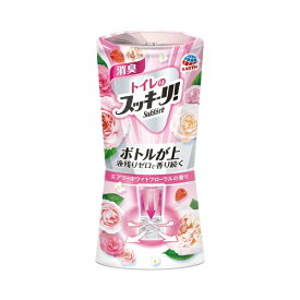 アース製薬 Earth トイレのスッキーリ!Sukki-ri! エアリーホワイトフローラルの香り 〔消臭剤・芳香剤〕【rb_pcp】