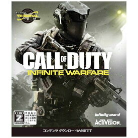 マイクロソフト Microsoft コール オブ デューティ インフィニット・ウォーフェア【Xbox Oneゲームソフト】