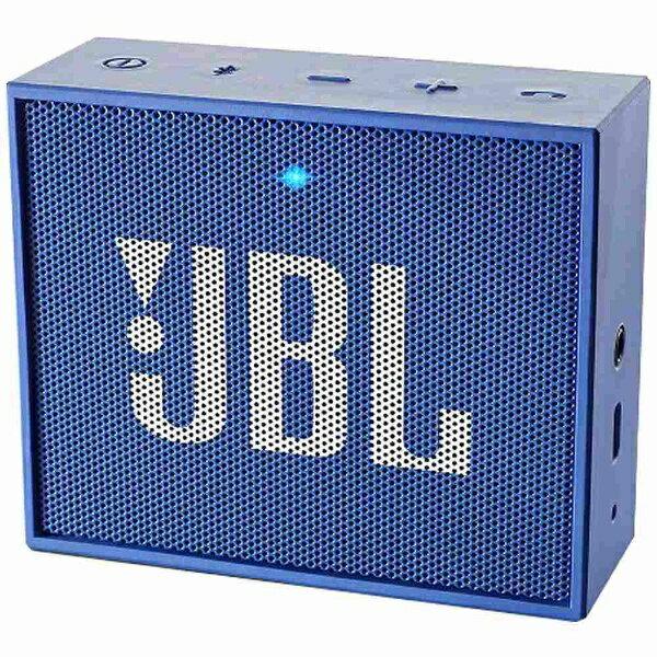 JBL ブルートゥーススピーカー(ブルー) JBL GO BLUE