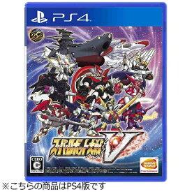 バンダイナムコエンターテインメント BANDAI NAMCO Entertainment スーパーロボット大戦V 通常版【PS4ゲームソフト】