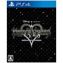 【送料無料】 スクウェアエニックス キングダム ハーツ - HD 1.5+2.5 リミックス -【PS4ゲームソフト】