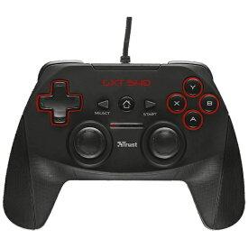 トラスト 20712 ゲームパッド BLACK [USB /Windows /13ボタン]