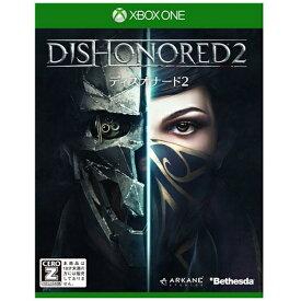 ベセスダソフトワークス Bethesda Softworks Dishonored 2【Xbox Oneゲームソフト】
