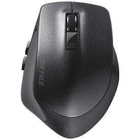 BUFFALO バッファロー BSMBB500LBK マウス BSMBB500Lシリーズ ブラック [BlueLED /5ボタン /Bluetooth /無線(ワイヤレス)][BSMBB500LBK]