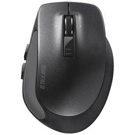 BUFFALO バッファロー BSMBB500SBK マウス BSMBB500Sシリーズ ブラック [BlueLED /5ボタン /Bluetooth /無線(ワイヤレス)][BSMBB500SBK]
