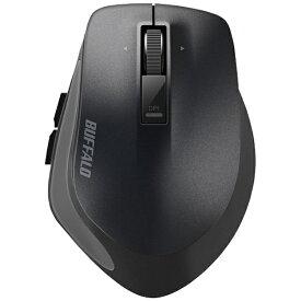 BUFFALO バッファロー BSMBW500MBK マウス BSMBW500Mシリーズ ブラック [BlueLED /5ボタン /USB /無線(ワイヤレス)][BSMBW500MBK]