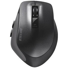BUFFALO バッファロー BSMBB500MBK マウス BSMBB500Mシリーズ ブラック [BlueLED /5ボタン /Bluetooth /無線(ワイヤレス)][BSMBB500MBK]