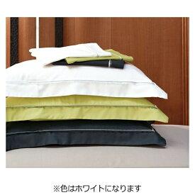 フランスベッド FRANCEBED 【まくらカバー】エッフェ プレミアム 標準サイズ(綿100%/43×63cm/ホワイト)【日本製】 フランスベッド