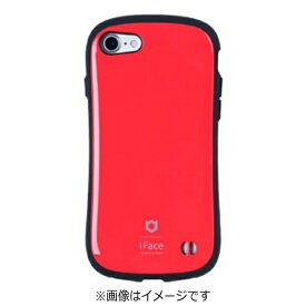 HAMEE ハミィ iPhone 7用 iface First Classケース レッド