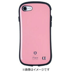 HAMEE ハミィ iPhone 7用 iface First Classケース ベビーピンク