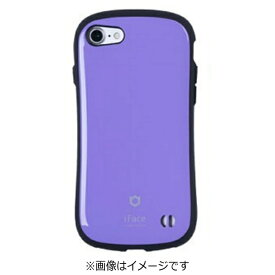 HAMEE ハミィ iPhone 7用 iface First Classケース パープル