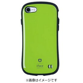 HAMEE ハミィ iPhone 7用 iface First Classケース グリーン