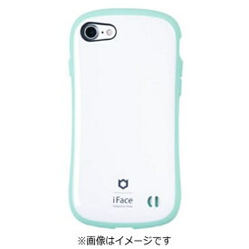 HAMEE ハミィ iPhone 7用 iface First Class Pastelケース ホワイト/ミント