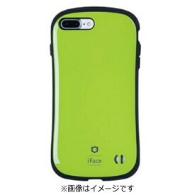 HAMEE ハミィ iPhone 7 Plus用 iface First Classケース グリーン