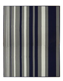 イケヒコ IKEHIKO デスクカーペット セグリア(133×170cm/ネイビー)