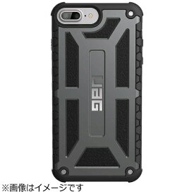 UAG URBAN ARMOR GEAR iPhone 7 Plus用 Monarch Case グラファイト URBAN ARMOR GEAR UAG-RIPH7PLS-P-BLK