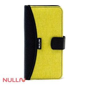 BELEX ビーレックス iPhone 7用 手帳型 NULL FASHION WALLET CASE グリーン BLNL-010-GR