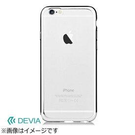 BELEX ビーレックス iPhone 7用 Devia Glitter soft case シルバー BLDVCS7007SL