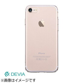 BELEX ビーレックス iPhone 7 Plus用 Devia Fruit クリア BLDVCS7031CL