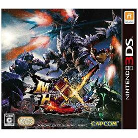 カプコン CAPCOM モンスターハンターダブルクロス 【3DSゲームソフト】