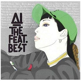 ユニバーサルミュージック AI/THE FEAT. BEST 【CD】