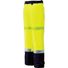 ジーベック XEBEC ジーベック 800 高視認防水防寒パンツ M イエロー 800-80-M