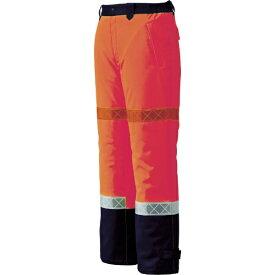 ジーベック XEBEC ジーベック 800 高視認防水防寒パンツ M オレンジ 800-82-M