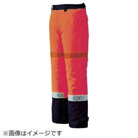 ジーベック XEBEC ジーベック 800 高視認防水防寒パンツ L オレンジ 800-82-L《※画像はイメージです。実際の商品とは異なります》