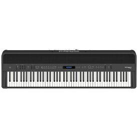 ローランド Roland FP-90 BK 電子ピアノ ブラック [88鍵盤][FP90]