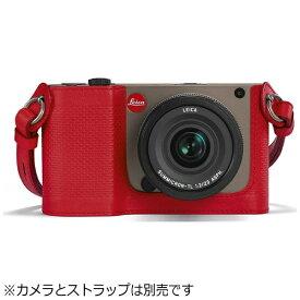ライカ Leica ライカTL用プロテクター(レッド) 18580