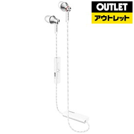 オンキヨー ONKYO 【アウトレット品】Bluetooth イヤホン カナル型 [リモコン・マイク対応 /ワイヤレス(左右コード) /Bluetooth] E200BT【生産完了品】E200BTW 【kk9n0d18p】