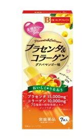 常盤薬品 TOKIWA Pharmaceutical BEAUPOWERプラセンタコラーゲンゼリー7本【wtcool】