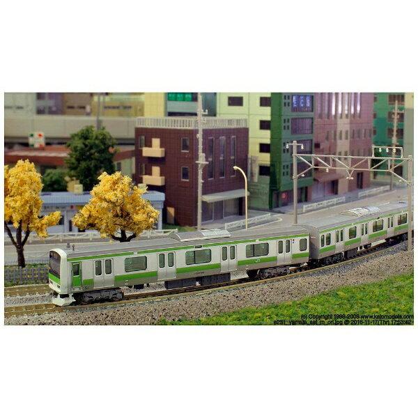 KATO カトー 【Nゲージ】10-891 E231系500番台山手線 増結セットA(4両)