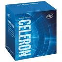 インテル インテル Celeron G3900 BX80662G3900 [CPU]