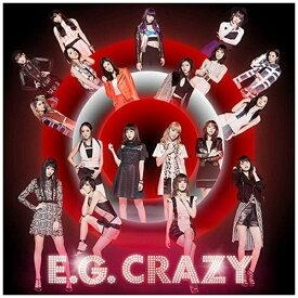エイベックス・エンタテインメント Avex Entertainment E-girls/E.G.CRAZY 通常盤 (DVD付) 【CD】