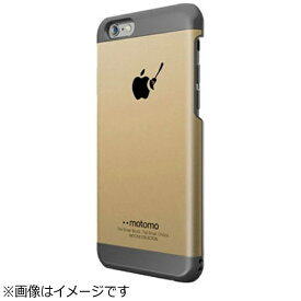 UI ユーアイ iPhone 6s Plus/6 Plus用 INO METAL BR3 ゴールド/ブラック motomo INOBR3PGD